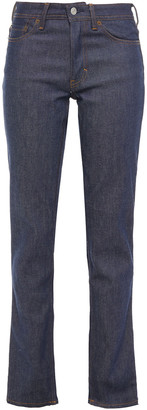 Acne Studios South High-rise Straight-leg Jeans