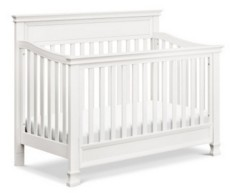 Million Dollar Baby Classic Foothill 4-in-1 Convertible Baby Crib