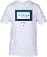 Hurley Men's Small Vibe Premium Logo-Print T-Shirt