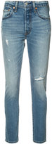 Levi's super skinny jeans - women - Cotton/Spandex/Elastane - 24