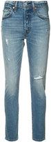 Levi's super skinny jeans