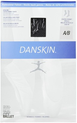 Danskin Women's Professional Fishnet Tights