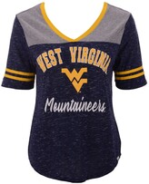 Thumbnail for your product : Colosseum Women's West Virginia Mountaineers Mr Big V-Neck T-Shirt