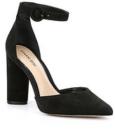 Gianni Bini Flara Block Heel Pumps