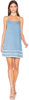 The Fifth Label Empire Dress in Blue. - size M (also in XS)