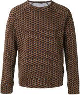 Marc Jacobs rainbow print sweatshirt - men - Cotton - XS