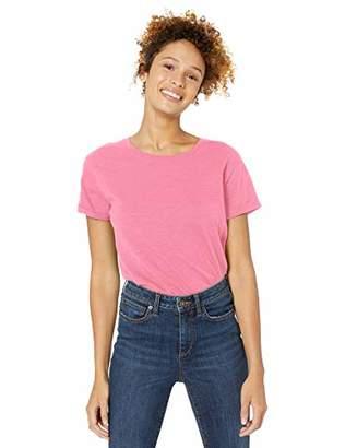 Goodthreads Vintage Cotton Roll-sleeve Open Crew T-shirtUS (EU XS-S)