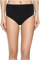 Vince Camuto Fiji Solids Convertible High Waist Bikini Bottom