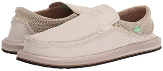Sanuk Chiba Washed (Natural) Men's Shoes