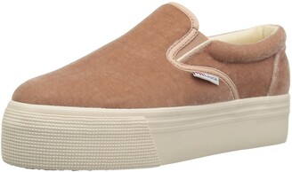 Superga Women's 2314 Velvetjpw Fashion Sneaker