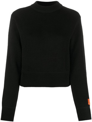 Heron Preston Stamp Print Jumper