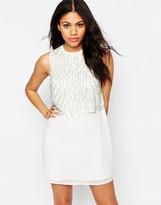 Glamorous Sleeveless Shift Dress