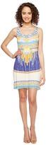 Hale Bob Summer Spirit Rayon/Spandex Knit Tank Dress Women's Dress