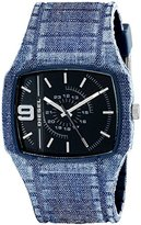 Diesel Men's DZ1669 Analog Display Analog Quartz Blue Watch