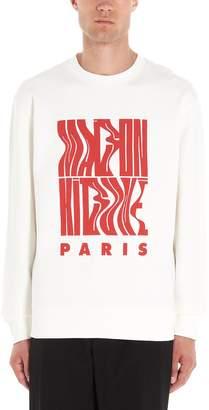 MAISON KITSUNÉ logo Weavy Sweatshirt