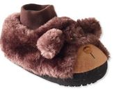 L.L. Bean Toddlers' Animal Paws Slippers