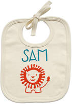 Nell Personalised Organic Cotton Baby Bib