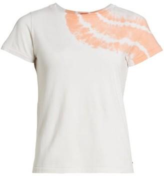 n:philanthropy Jigsaw Hand Dye T-Shirt