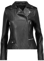 Muu Baa Muubaa Vila Leather Biker Jacket