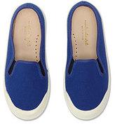 Marie Chantal Canvas Deck Shoe
