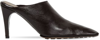 Bottega Veneta 90mm Leather Mules