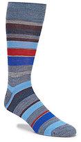 Daniel Cremieux Stripes Crew Dress Socks