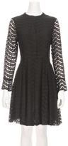 Suncoo Charline Lace Dress