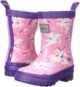 Hatley Rainbow Unicorns Rain Boots Girls Shoes