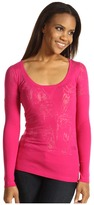 The North Face Tadasana Hybrid Cover Up (Razzle Pink) - Apparel