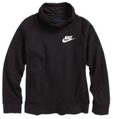 Nike Girl's Long Sleeve Pullover