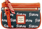 Dooney & Bourke MLB Marlins Small Coin Case