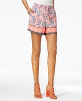Thalia Sodi Printed Soft Shorts, Only at Macy's