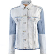 Levi's Levis Panel Denim Trucker Jacket