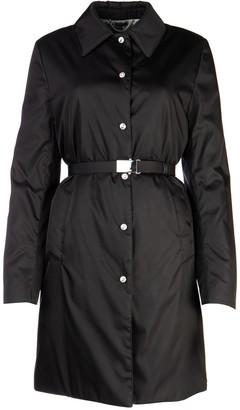 Miu Miu Belted Button-Up Coat