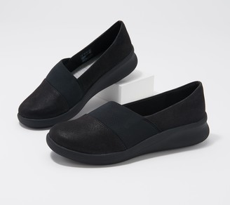 Clarks CLOUDSTEPPERS by Slip-On Shoes - Moon