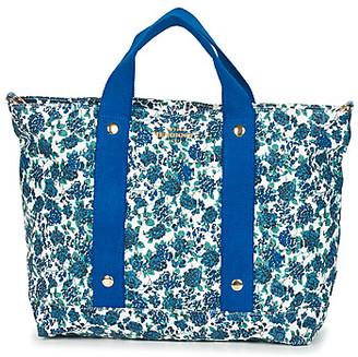 Petite Mendigote ROMANE women's Shopper bag in Blue