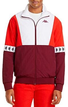 Kappa Banda Darren Zip Front Jacket