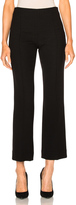 Protagonist Cropped Pintuck Pant