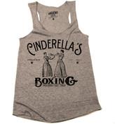 Cinderella Arquebus Clothing Boxing Tank Gray