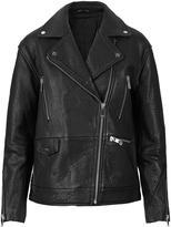 2nd Day Shape Leather Jacket