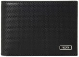 Tumi Monaco - Slim Single Billfold (Black) Bill-fold Wallet
