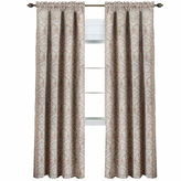 Asstd National Brand Sutton Blackout Rod-Pocket Curtain Panel