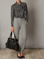 Diane von Furstenberg Skinny Naples trousers