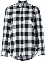 Golden Goose Deluxe Brand checked flannel shirt - women - Cotton - M