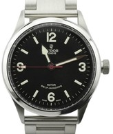 Tudor Heritage Ranger 79910 Stainless Steel Automatic 41mm Mens Watch