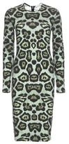 Givenchy Printed Stretch Dress