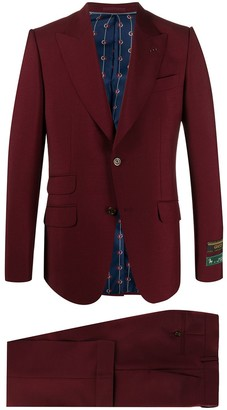 Gucci Slim-Fit Two-Piece Suit