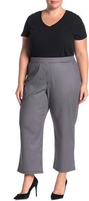 Sanctuary Runway Crop Ponte Pants (Plus Size)