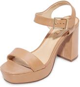 Schutz Rhenda Platform Sandals