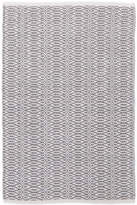 Dash & Albert Fair Isle Runner Rug - Grey Platinum - 76x244cm